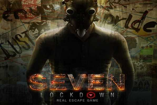 Seven (Lockdown) Escape Room