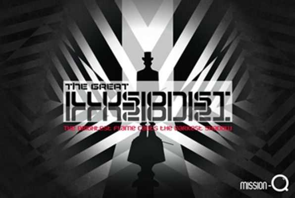 The Great Illusionist (Mission Q) Escape Room