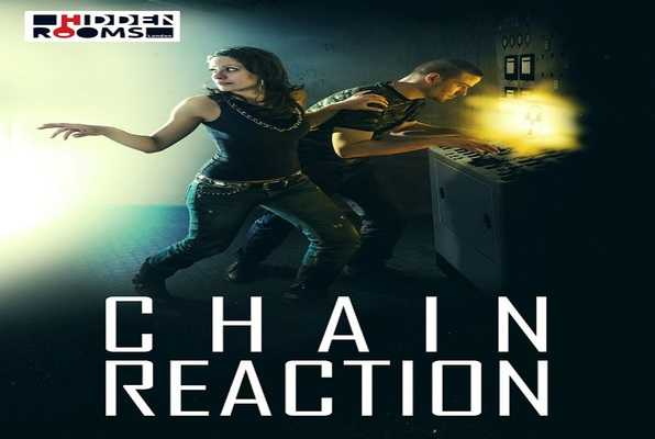 Chain Reaction London (Escape Land) Escape Room