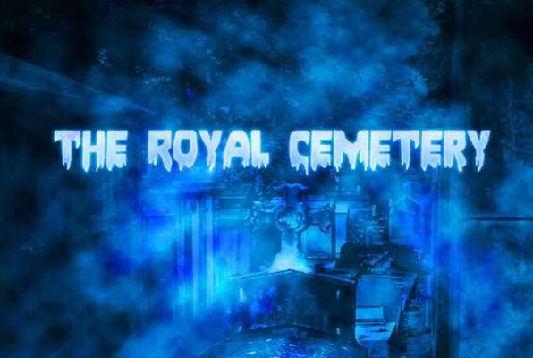 The Royal Cemetery (lost canada) Escape Room