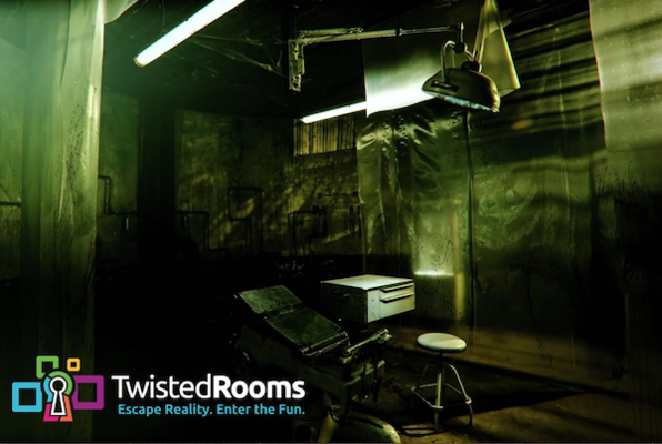 Die Mutprobe (TwistedRooms) Escape Room
