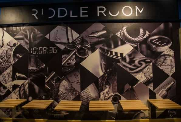 The Tomb (Riddle Room) Escape Room