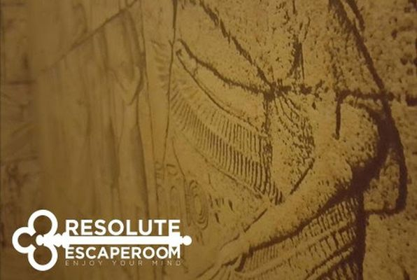 The Sercrets of Egypt (Resolute) Escape Room
