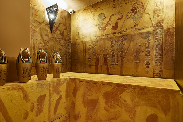 Egyptian Adventure (Scavenger Escape Salzburg) Escape Room