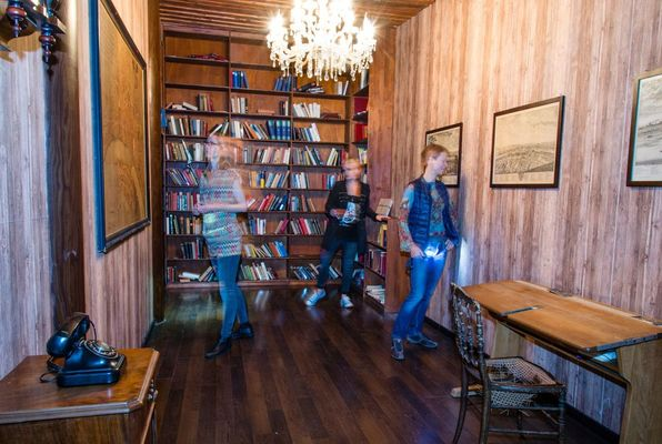 Die Bibliothek -- The Library (Room Escape Basel) Escape Room