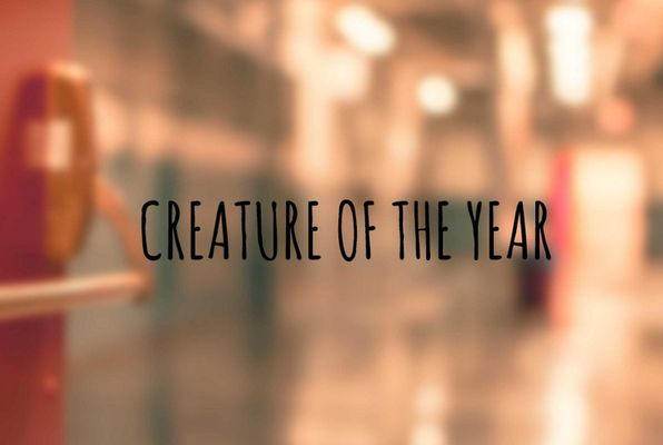 Creature of the Year