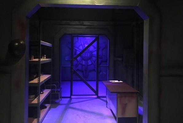 Vault 202 (Project: Escape) Escape Room