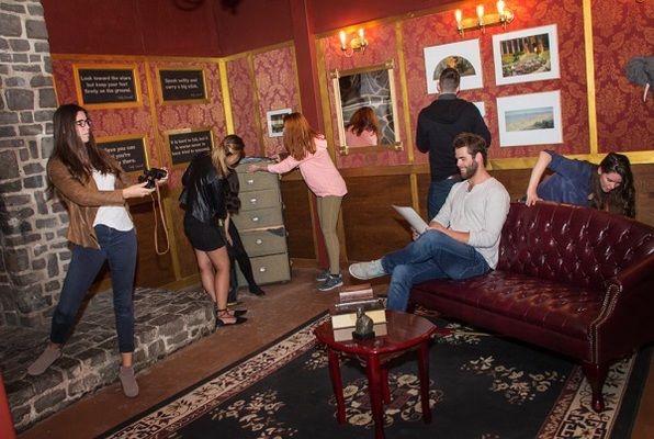 The Roosevelt Escape Room (Palace Games) Escape Room