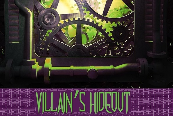 Villain's Hideout (Room Escape Time) Escape Room