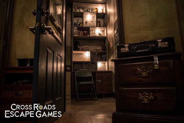 The Hex Room (Cross Roads Escape Games) Escape Room
