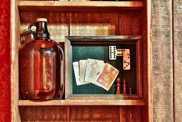 The Western Saloon Robbery (Crazy Cat Escape Room) Escape Room