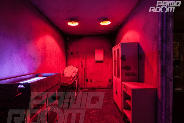 Insane Asylum II (PanIQ Room) Escape Room