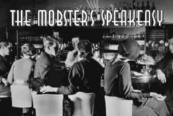 The Mobster's Speakeasy