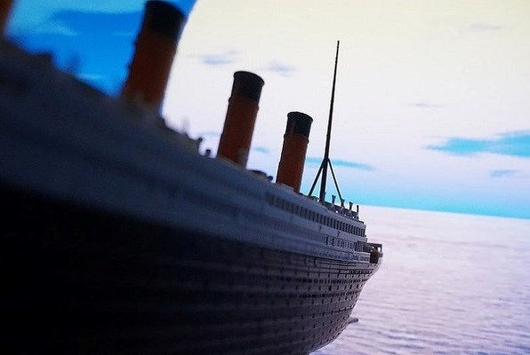 The Ship (A Room with a Clue) Escape Room
