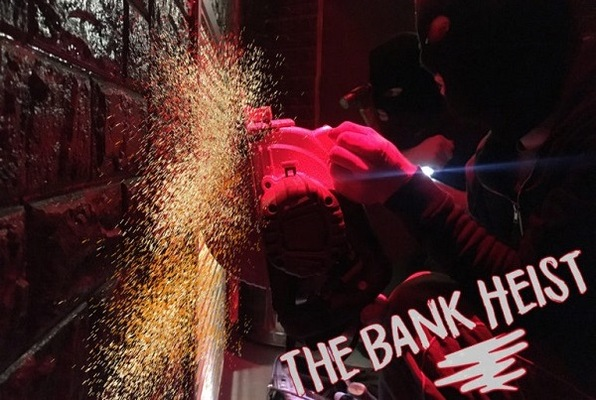 The Bank Heist (Escape Time) Escape Room