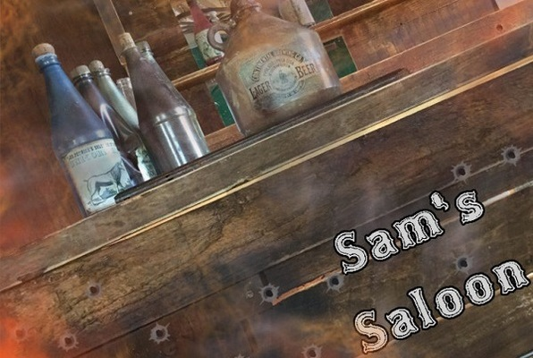 Sam's Saloon (Escape Time) Escape Room