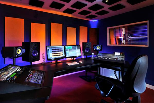 The Music Studio