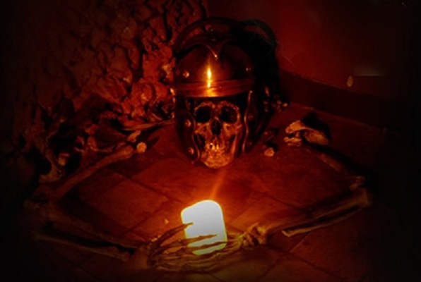 Lair of the Minotaur (The Locked Room) Escape Room