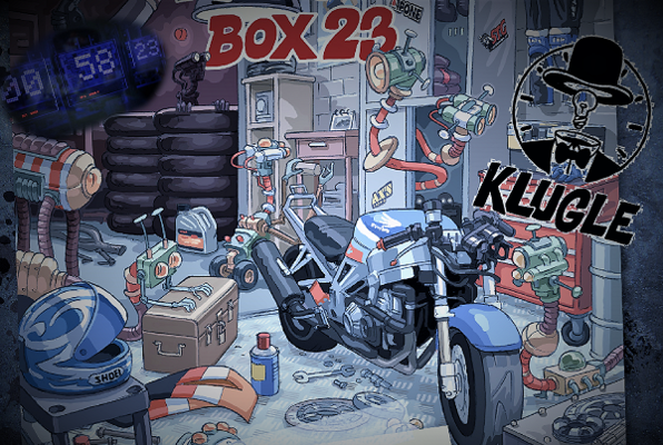 Box 23 (Klugle Escape Game) Escape Room