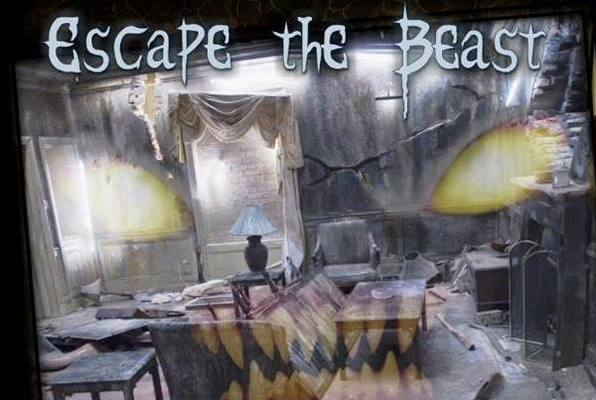 Escape the Beast (Escape-topia) Escape Room