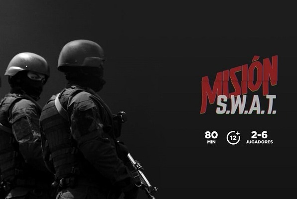 MISIÓN S.W.A.T. (Open Mind Room Escape) Escape Room