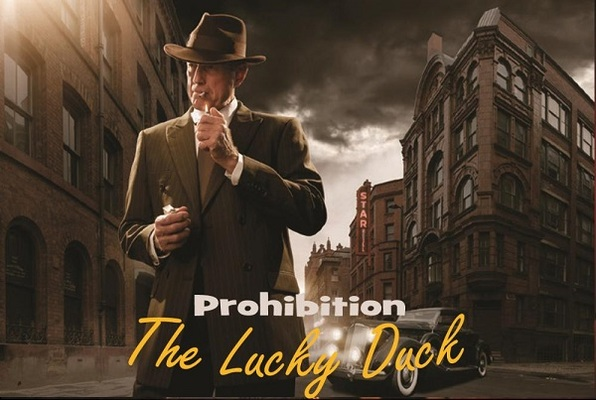 Prohibition (Escape Blue Ridge) Escape Room