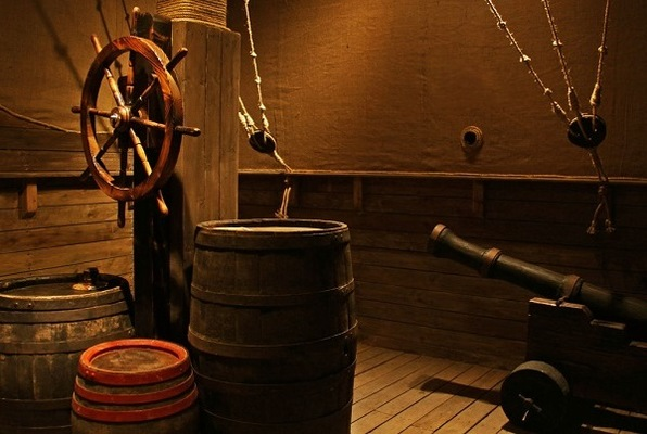 Pirate Island (AMAZE Escape Room Odense) Escape Room