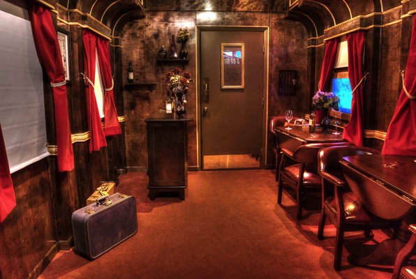 Escape Room Quot Budapest Express Quot By Escapology In Orlando