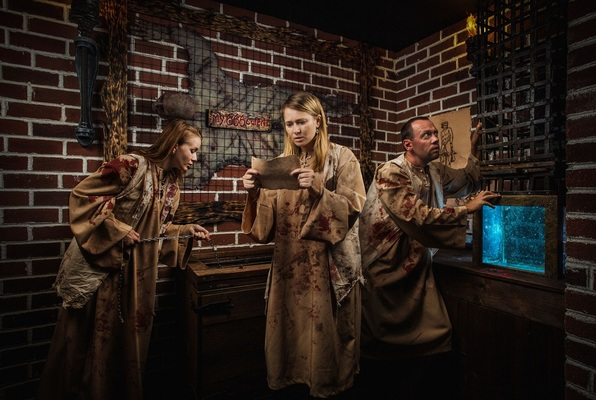 Bloody Elbow (Quest Room) Escape Room