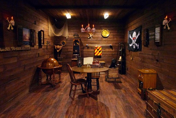 The Pirate Chamber (The Secret Chambers) Escape Room