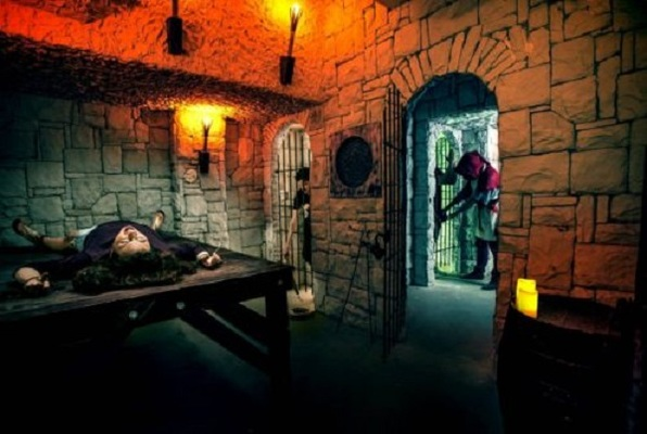 The Medieval Dungeon (The Chamber) Escape Room
