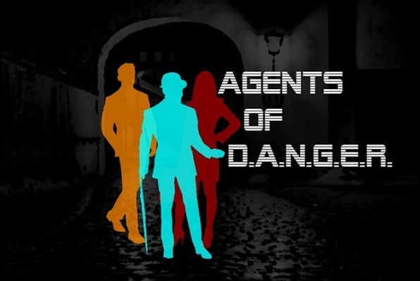 Agents of D.A.N.G.E.R. (Cryptology) Escape Room