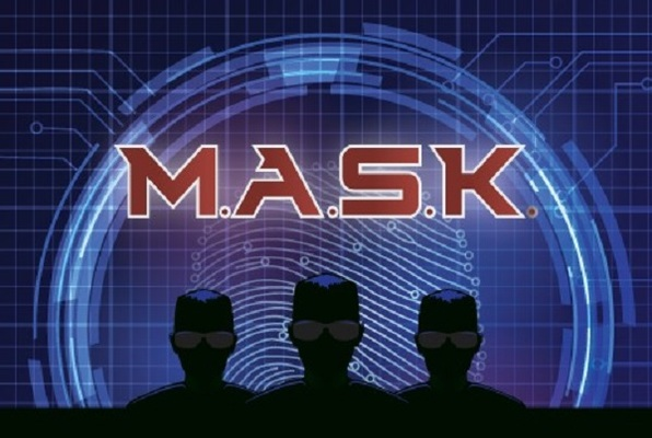 M.A.S.K. (Puzzah!) Escape Room