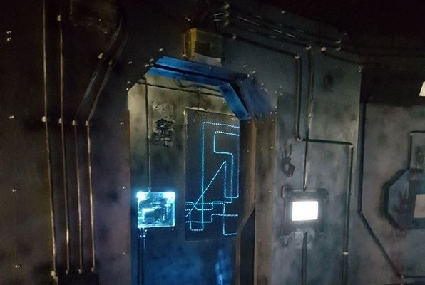 Alien (iLocked) Escape Room