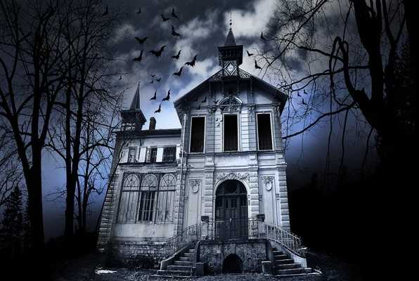 Escape from the Haunted House