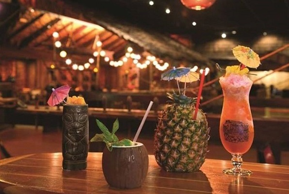The Tiki Bar (Perplexcity) Escape Room