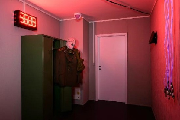 The Bunker (Escape Quest) Escape Room