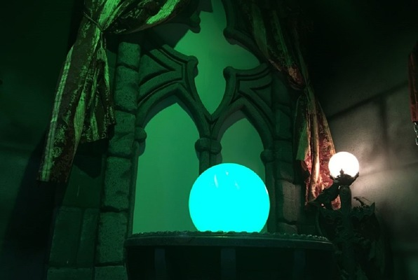 The Wicked Witch's Castle (Eludesions Escape Rooms) Escape Room