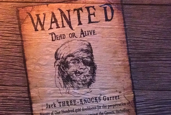 Pirates of the Dark Sea (Just Escape) Escape Room