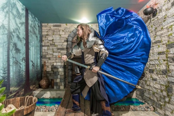 Knights of the Round Table (LA Dragon Studios) Escape Room