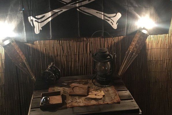 The Pirate Ship (Escape Room Extreme) Escape Room