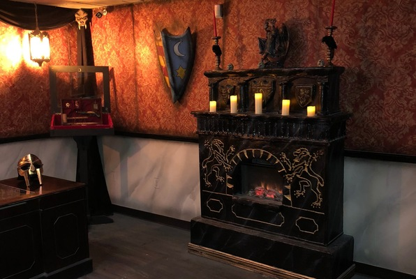 Dracula's Castle (Escape Room Extreme) Escape Room