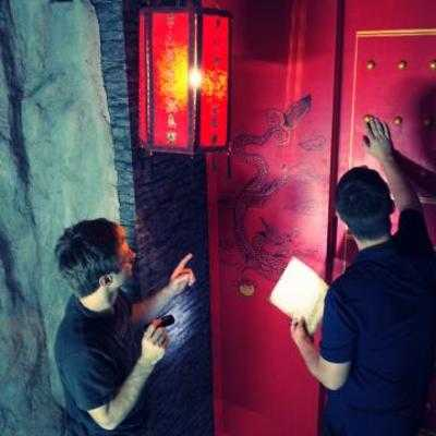 Wudang Shan - Mountain-of-the-Kung-Fu-Masters (Masters-of-Escape-Linz) Escape Room