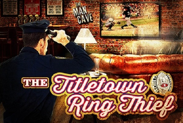 The TitleTown Ring Thief