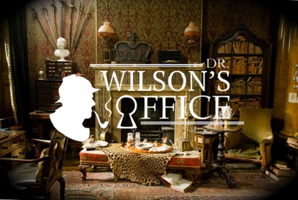 Dr Wilson's Office (Escape Live) Escape Room