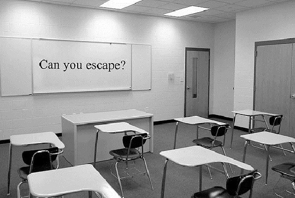 Classroom (Escape Muncie) Escape Room