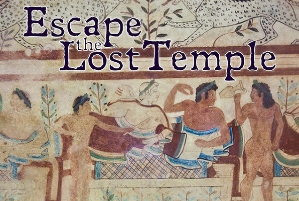 Escape the Lost Temple (Puzzle Break Long Island) Escape Room