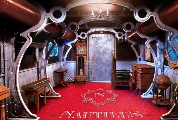 Nautilus (60out Escape Rooms) Escape Room