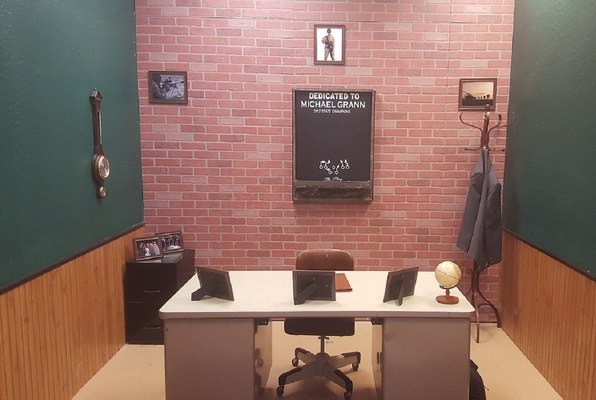 The Detective's Office (Escape House Mesa) Escape Room