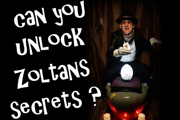 Zoltan (Crack the Code Sheffield) Escape Room